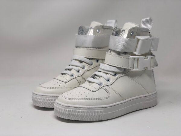 scarpetta tt bianca